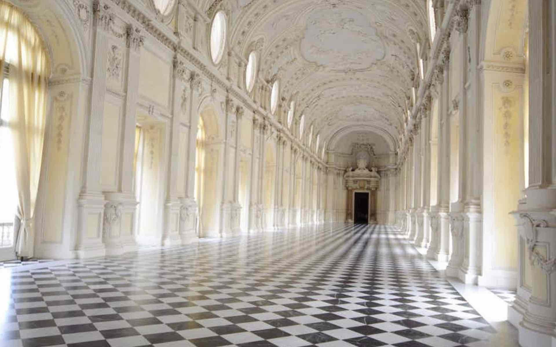 Le Palais royal de Venaria une