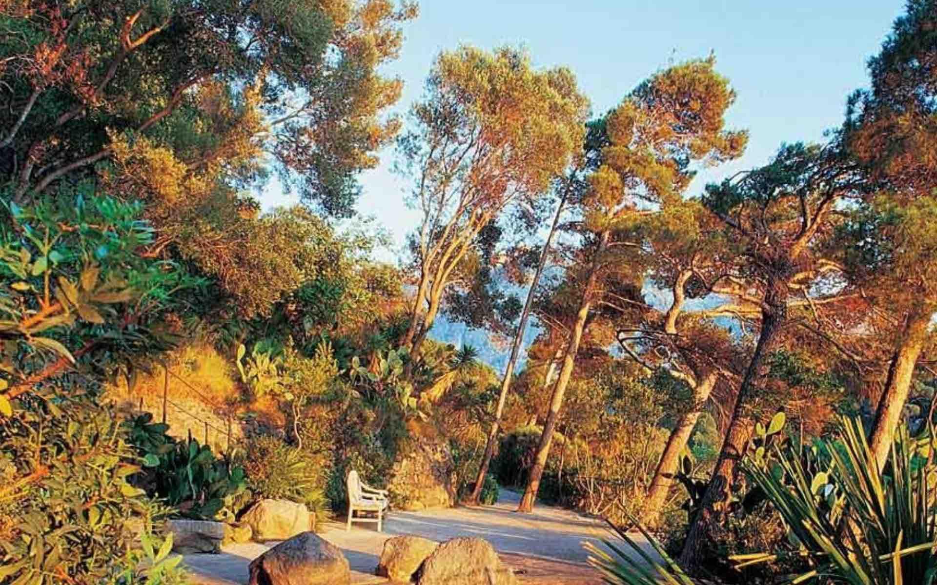 parcs et jardins italiens une