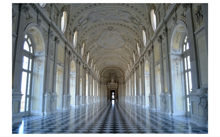 Le Palais royal de Venaria