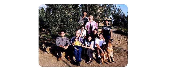 famille Pierazzuoli