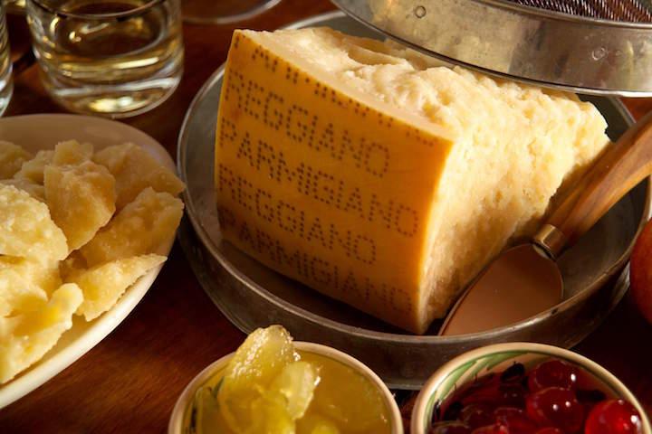 Parmigiano Reggiano fromage italien