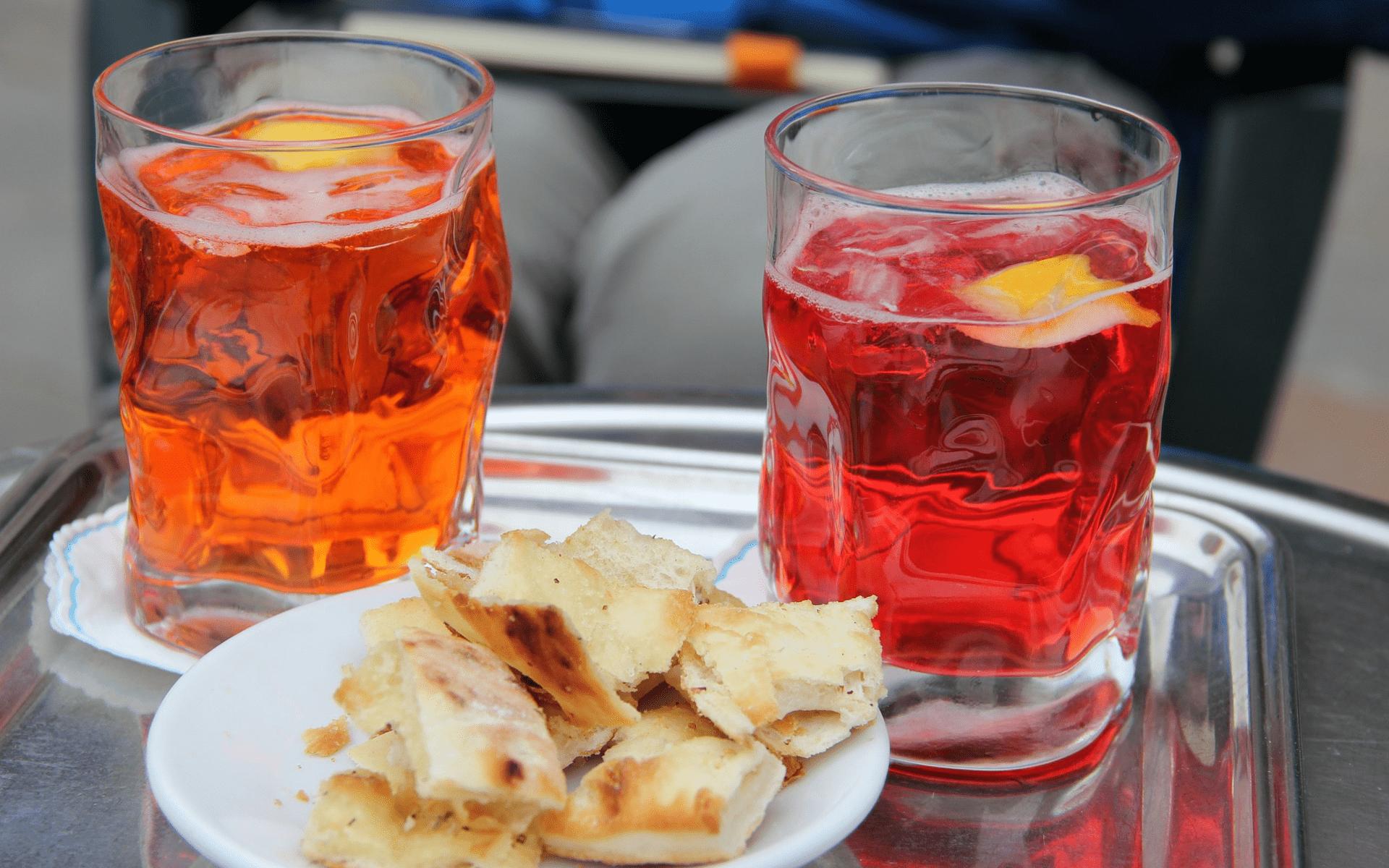 Cocktails italiens a savourer en terrasse