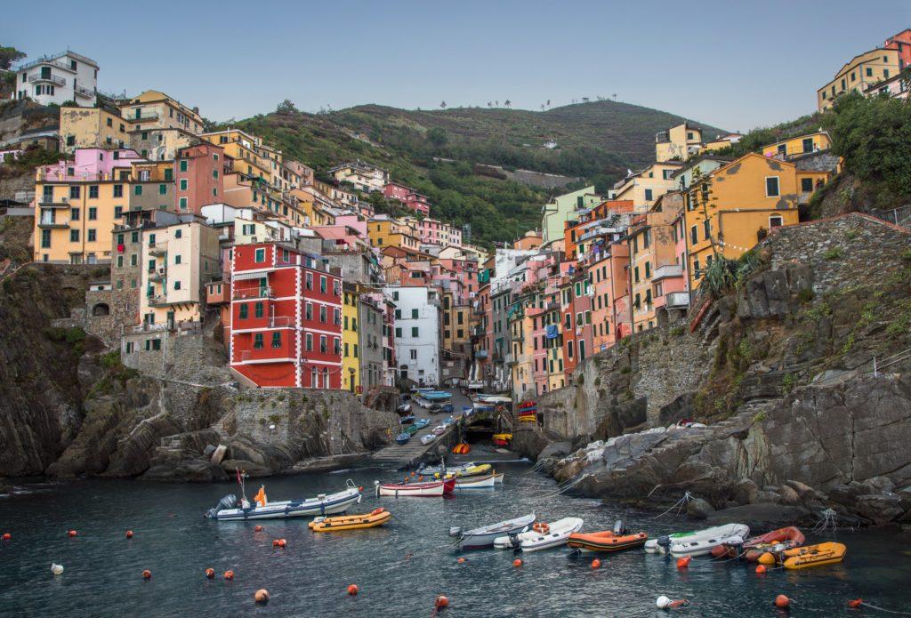 Portovenere et la région des Cinque Terre