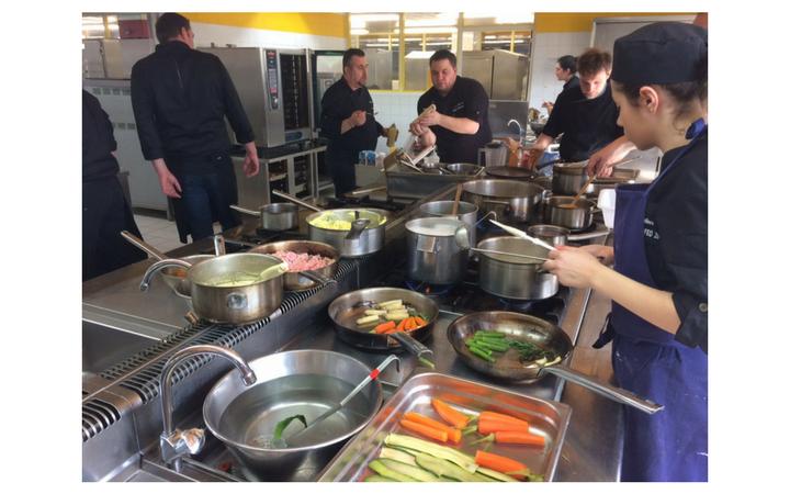 concours cuisine Il Ristorante 2017