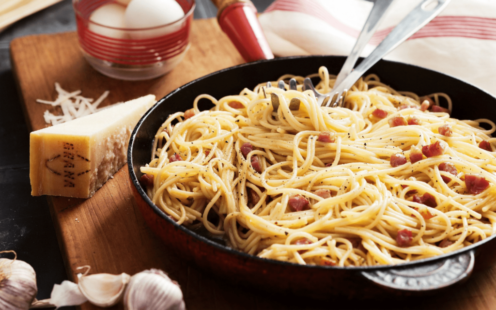 veritables carbonara