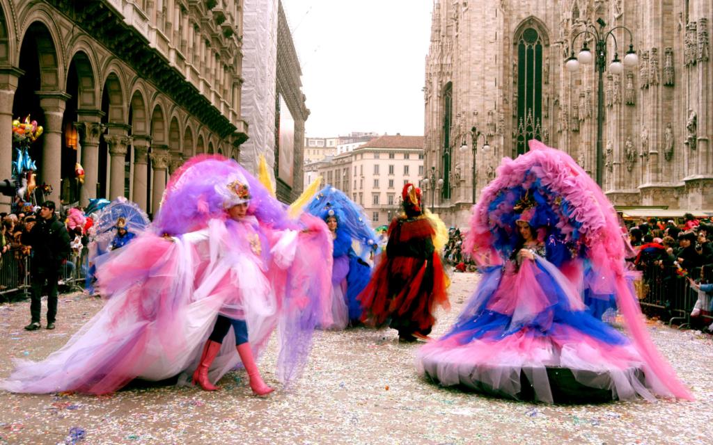 10 bonnes raisons de decouvrir les carnavals italiens
