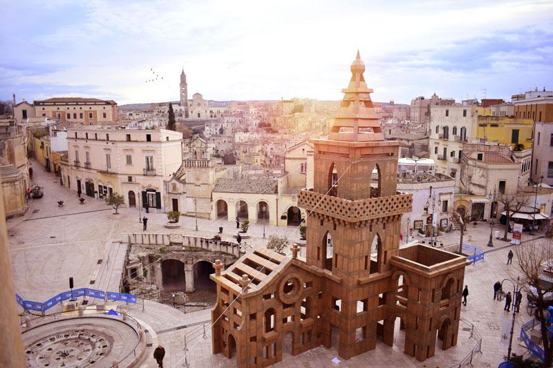Matera capitale culture 2019