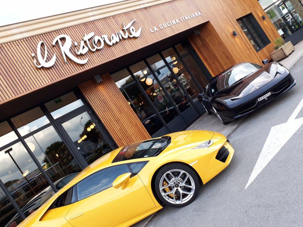 il ristorante voiture