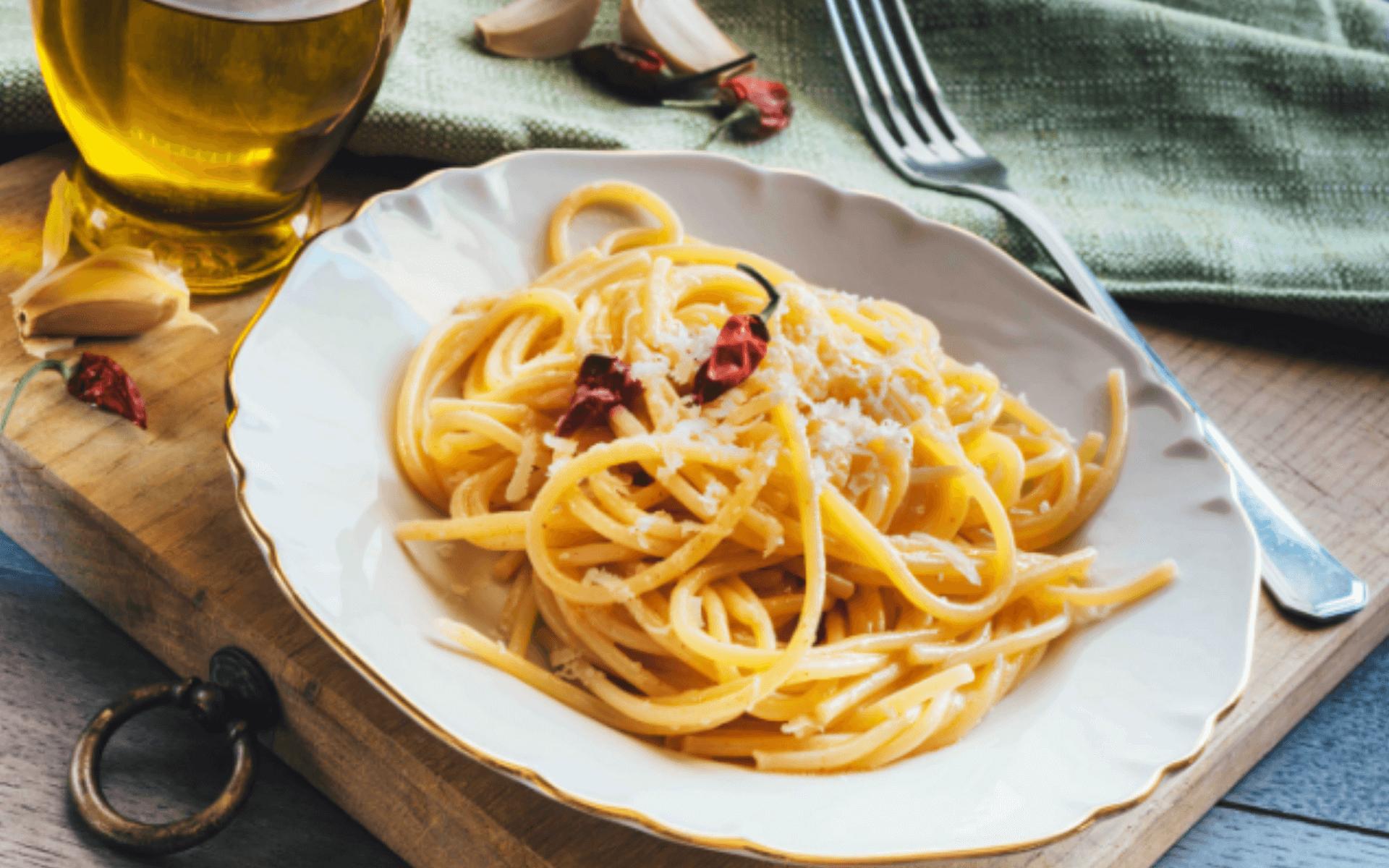l'ail et le piment dans la cuisine italienne