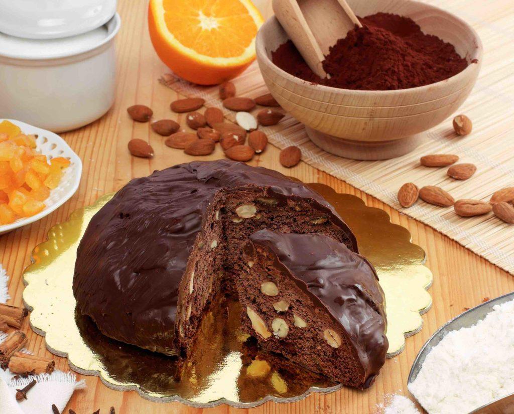 Desserts El panpepato