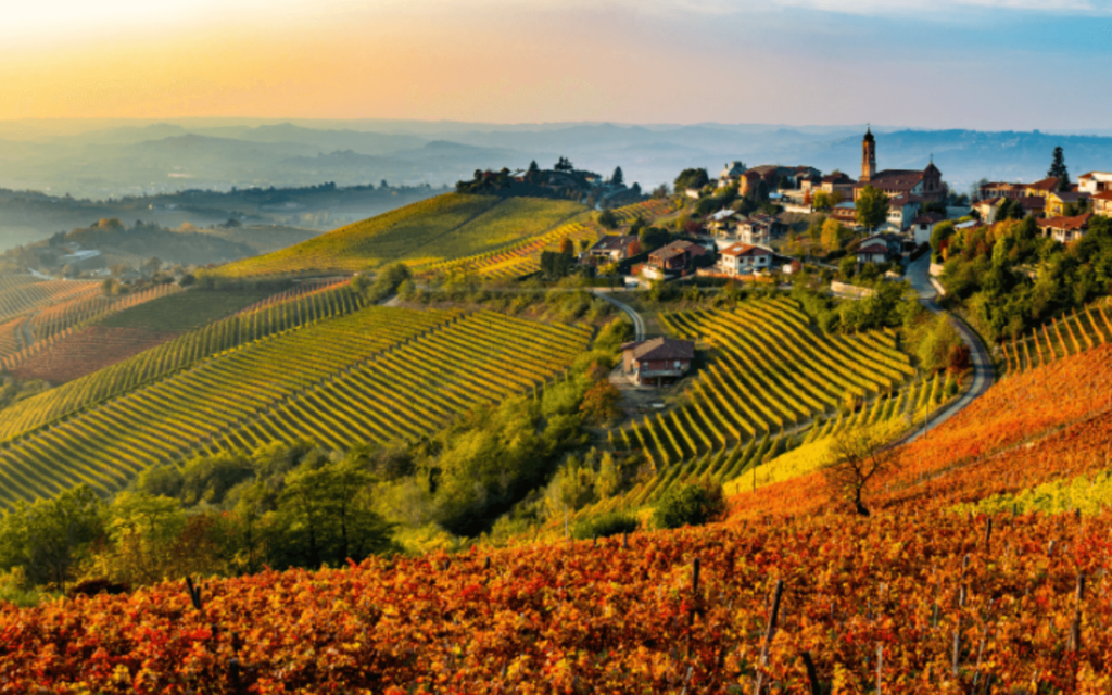 Il ristorante voyage italie