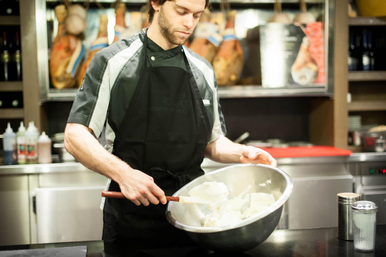 Il Ristorante cuisinier