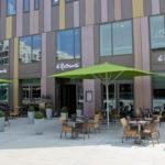 Restaurant terrasse Caen