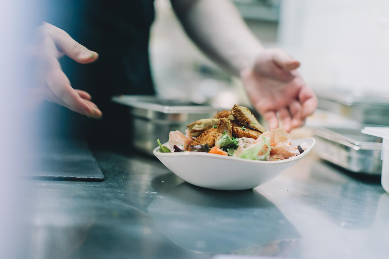 Salade bowl Il ristorante