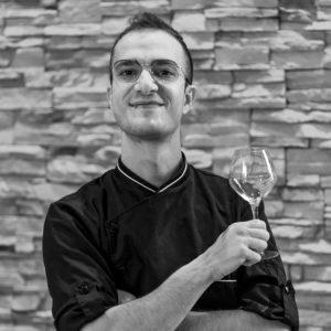 Sergio -chef Il Ristorante Montpellier