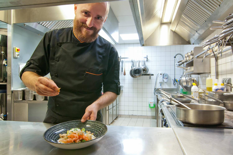 chef de cuisine il ristorante