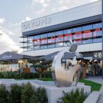 exterieur il ristorante Antibes