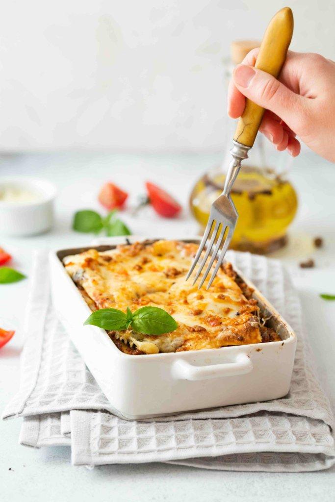 lasagnes a l'italienne