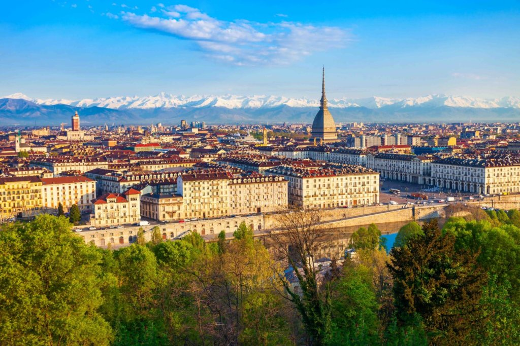 3 jours a turin