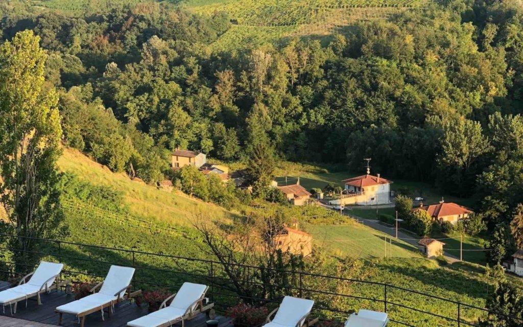Agritourisme en Italie une