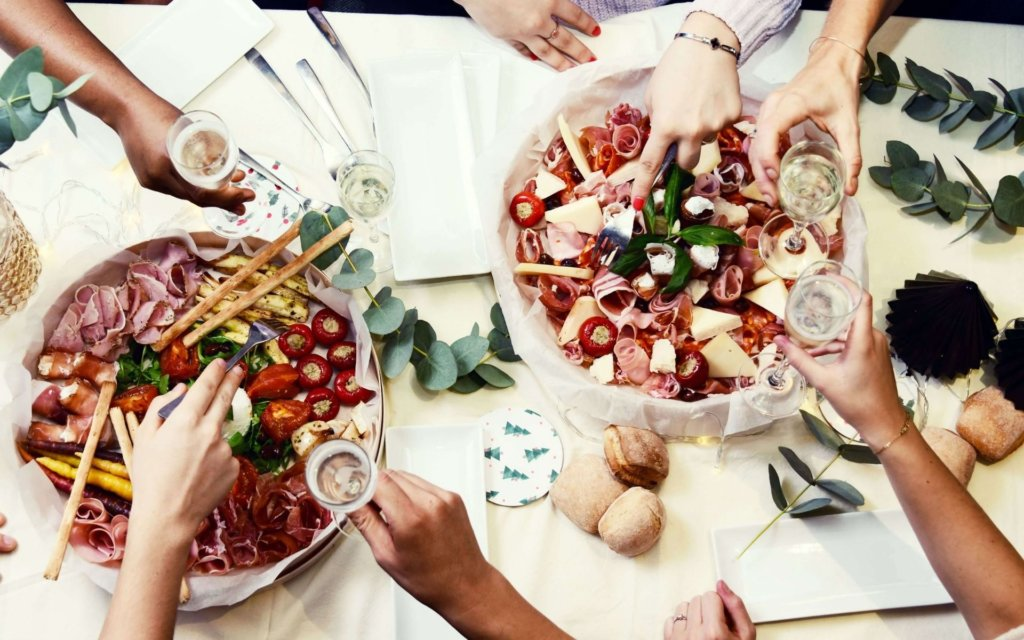Il ristorante - traiteur italien