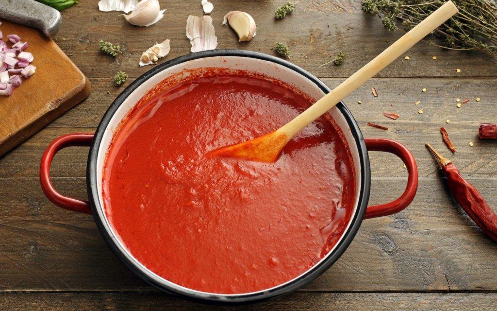Recette italienne il sugo